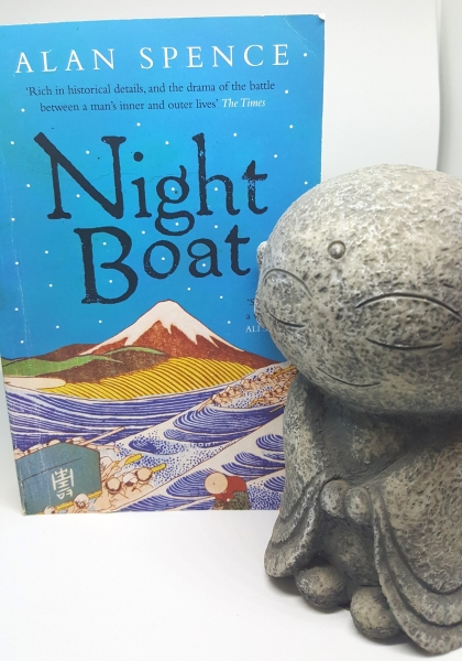 Book Night Boat and Jizo