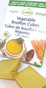 carrot soup boullion