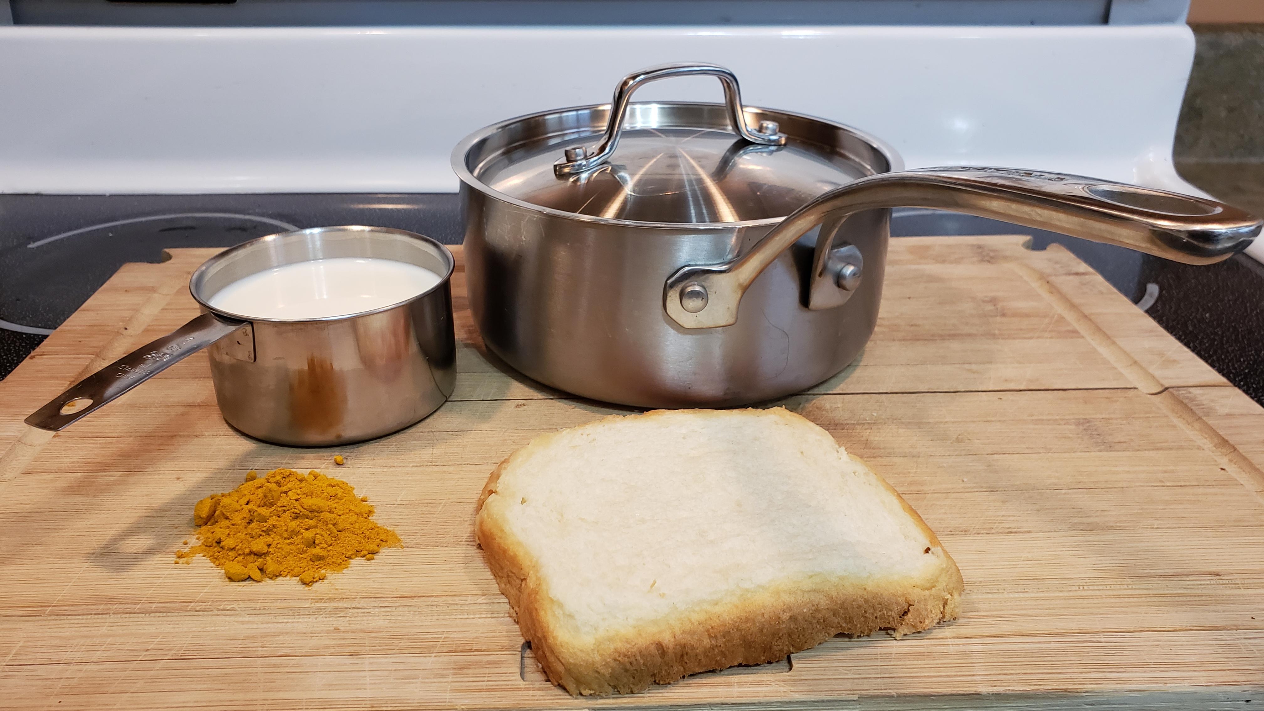 Bread Poultice Ayurveda Traditional Newfoundland Remedy